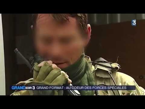 Au cœur des forces spéciales 1er RPIMa