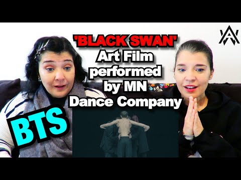 TEACHERS REACTION TIME | BTS (방탄소년단) 'Black Swan' Art Film Performed By MN Dance Company