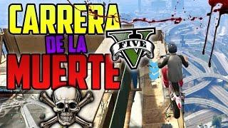 GTA V ONLINE (PC) | ¡CARRERA DE LA MUERTE! | (Grand Theft Auto 5 PC)