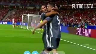 Benfica 0 - 2 FC Bayern Munchen