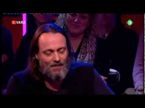 Hugo Borst over z'n eerste keer [DWDD Saturday Night]