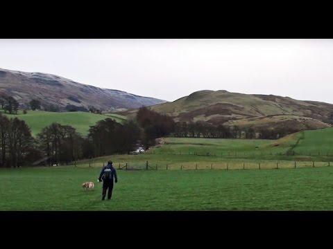 Cumbria's Eden Valley and Pendragon castle