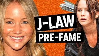 6 Jennifer Lawrence Moments Before She Got Famous (Throwback)