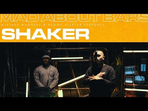 Shaker - Mad About Bars [S4.E10] | @MixtapeMadness