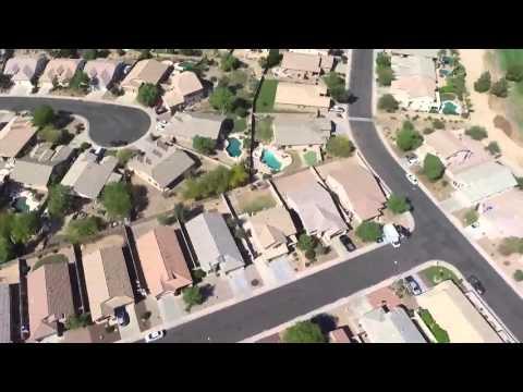 Avondale AZ DJI Fly By