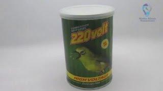 Unboxing Voer 220Volt High Voltage