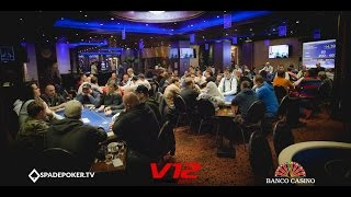 V12 Banco Casino Masters - 100.000€ GTD