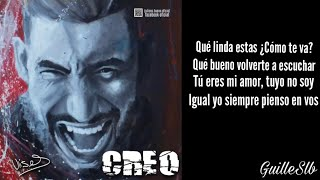 """Ulises Bueno - Eternos pasajeros (Con LETRA) (Audio CD Oficial) """"CREO"""""""