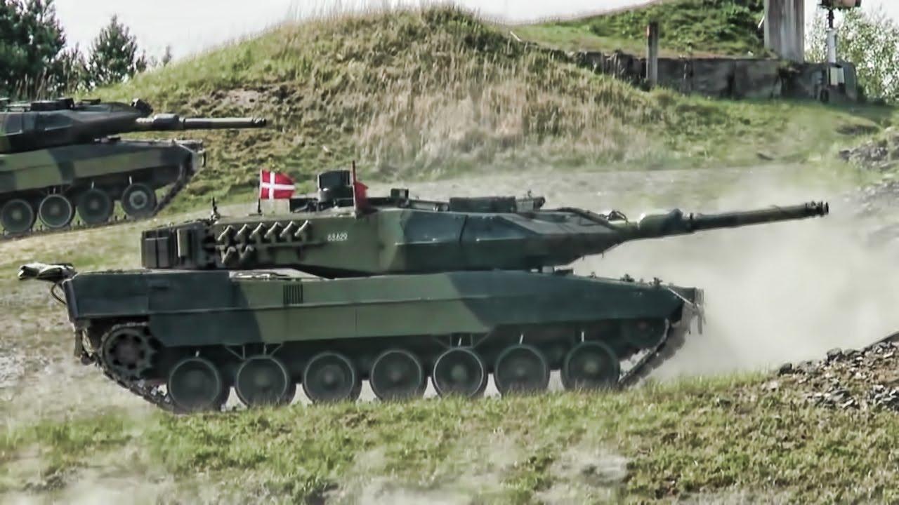 nato tank competition 2016