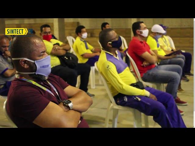 Trabalhadores dos Correios em PE rejeitam proposta da ECT e aprovam Estado de Greve Permanente