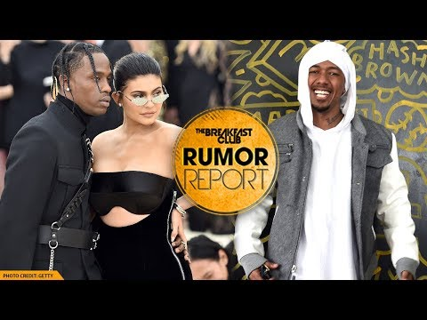 Travis Scott And Kylie Jenner 'Offended' By Nick Cannon's 'Mean' Comments