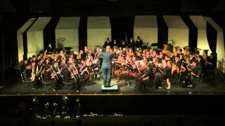 Marche des Parachutistes Belges: Homestead Symphonic Band: 2013 Band Exchange Concert