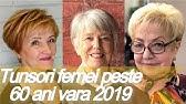 Tunsori Moderne Femei Par Mediu Seara 2018 Youtube
