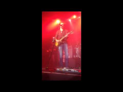 ERIC CHURCH LIVE AT THE RITZ MANCHESTER 1ST MARCH 2014