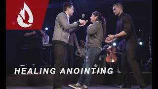 Powerful Healing Anointing in California