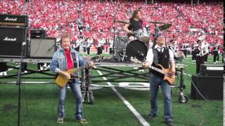Ohio State football | Rick Derringer sings Hang On Sloopy