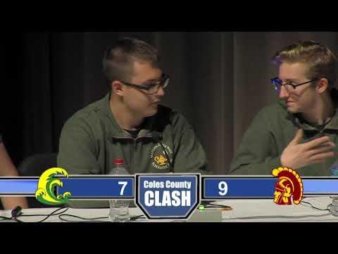 2018 Coles County Clash Scholastic Bowl