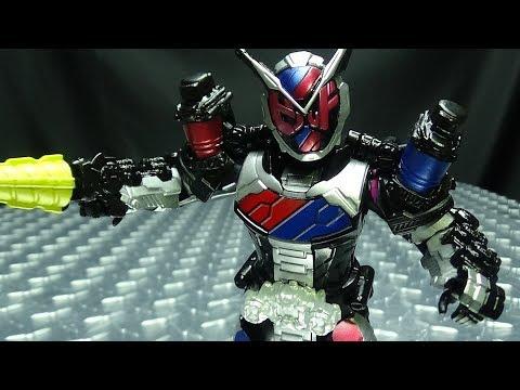 Kamen Rider Zi-O Rider Armor Series BUILD ARMOR: EmGo's Kamen Rider Reviews N' Stuff