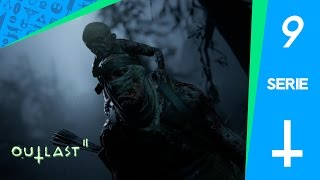 OUTLAST 2 | INSTITUTO PLAGADO DE MOUNSTROS!!! #9
