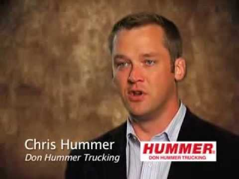 Don Hummer Trucking >> Chris Hummer discusses McLeod Software upgrades - YouTube