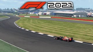 F1 2021 MY TEAM CAREER MODE Part 8 - I'VE NEVER HATED A CORNER THIS MUCH !!!