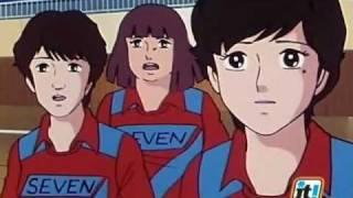 Mila e Shiro,due cuori nella pallavolo - Episodio n.29(1/2)