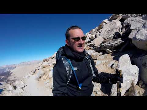 Mount Whitney Adventure October 7th 2017 4K