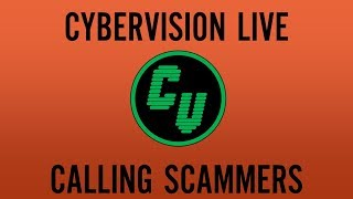 Calling Indian Scammers - CyberVision Scambaiting Livestream