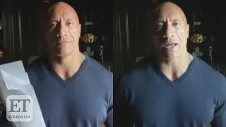 Dwayne Johnson Slams Trump, Praises Youth