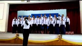 SMK USJ 13 Choir - Dirgahayu Oh Tanah Airku