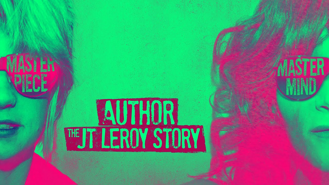 Author The Jt Leroy Story Takes On The Greatest Literary