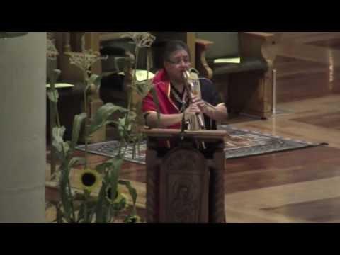 Native American Mass 2016