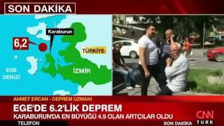 Deprem Profesörü Ahmet Ercan  Bu Deprem Uyarıcıydı, Yazlıklarınıza Gidin