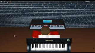 Summer - Kikujiro by: Joe Hisaishi on a ROBLOX piano.