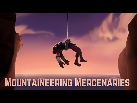 Mountaineering Mercenaries [Saxxy Awards 2017 - Comedy]