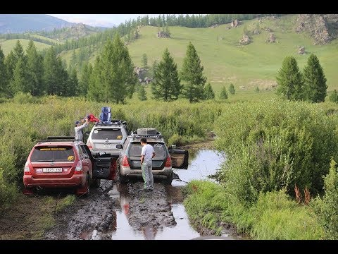 Download Гүнжийн сүм аялал 2017.08.12 Mongolian Subaru Off-roaders