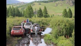 Гүнжийн сүм аялал 2017.08.12 Mongolian Subaru Off-roaders
