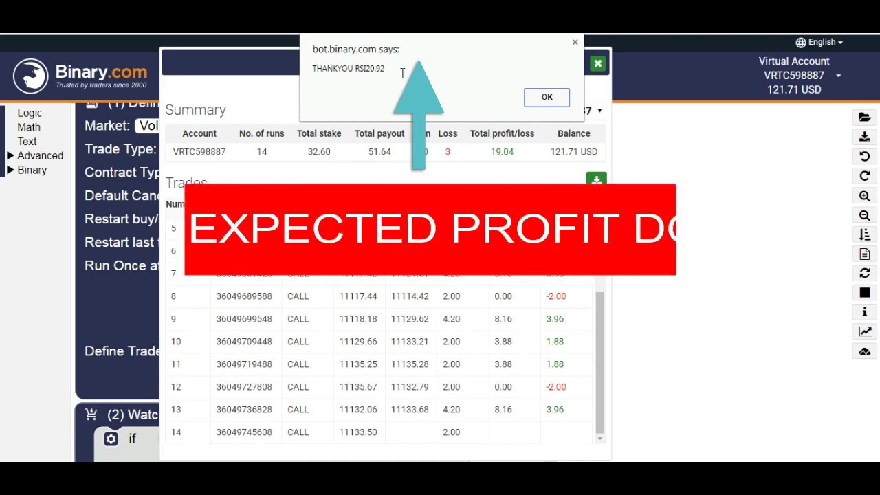 Binary options auto bot sign 49ers seahawks betting odds