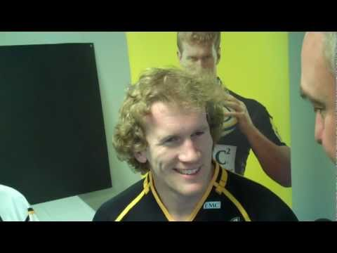 Tom Rees talks to wasps.co.uk
