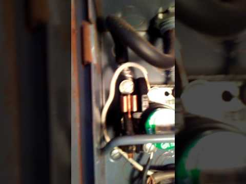 100 amp feed to a 30amp fuse box powering circuits on 12 awg wire
