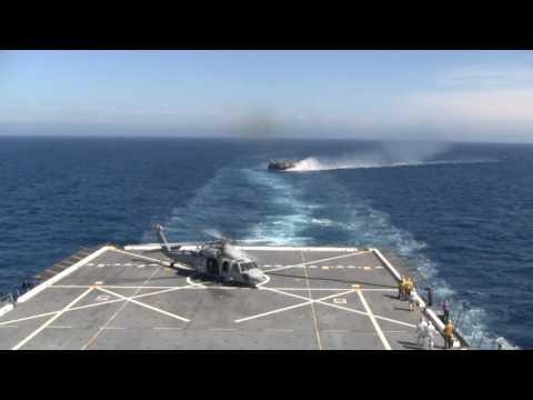 USS Green Bay (LPD 20) Music Video