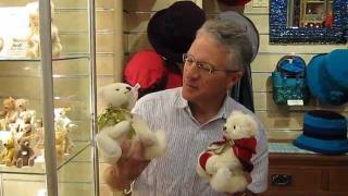 Steiff Christmas Teddy Bears 2011 from Your Life Your Style Thumbnail