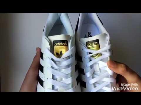 Adidas Superstar como reconocer si es original