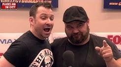 Paul Schrier & Jason Narvy POWER RANGERS Interview