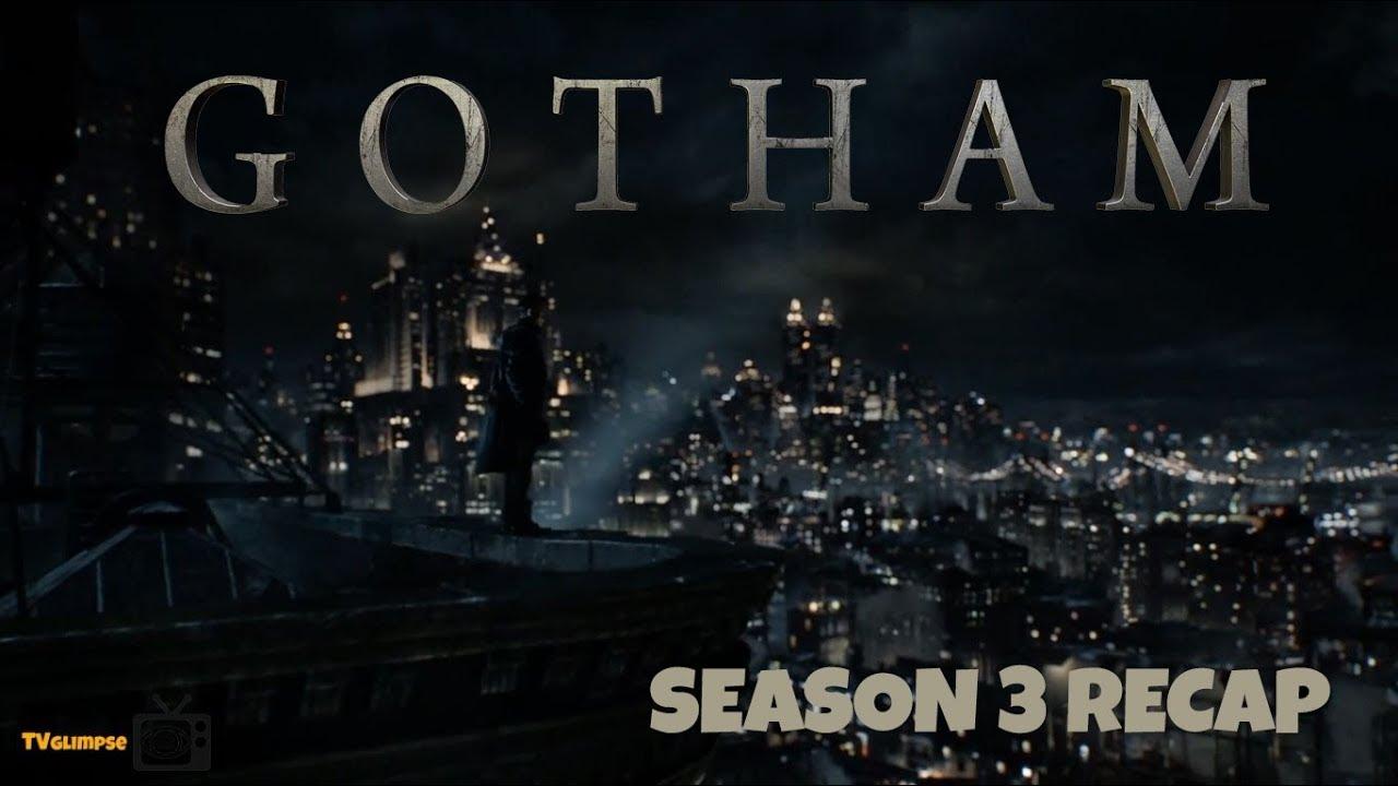 Download Gotham Season 3 Recap