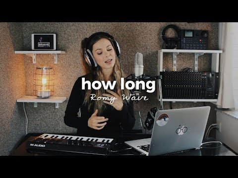 How Long - Charlie Puth | Romy Wave loop cover