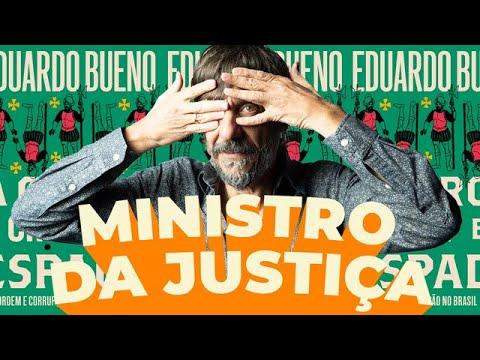 O MINISTRO SINISTRO - EDUARDO BUENO