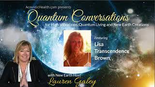 Video Pure Love Unity Consciousness with Lisa Transcendence Brown download MP3, 3GP, MP4, WEBM, AVI, FLV April 2018