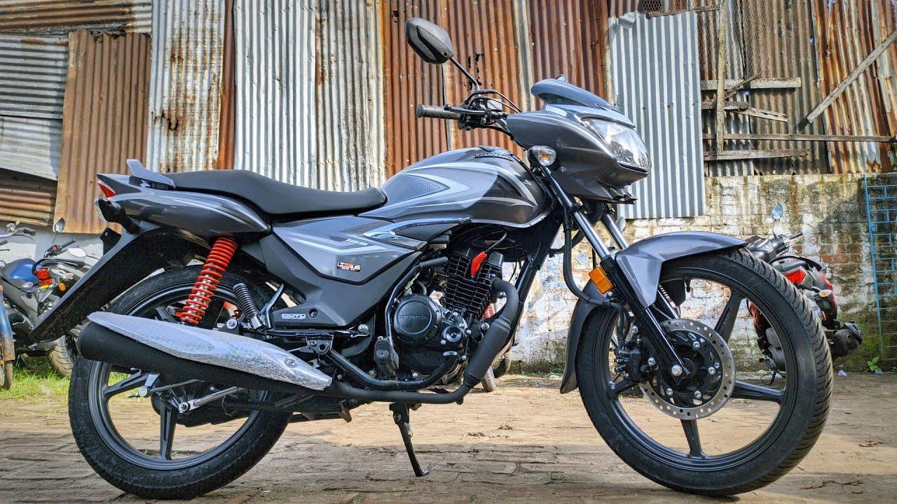 Honda Shine 125 Metallic Grey! Honest Review, Details, Pros and Cons