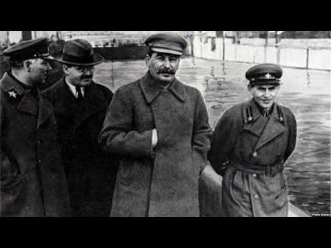 """""""Сталинские репрессии"""" в"""